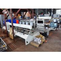 China Breakfast Cereal Plastic Extrusion Machine With Siemens Motor 95mm Diameter wholesale