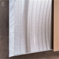 China Cold Rolled Stainless Steel Wall Cladding Sheets JIS 439 316l Sheet Brushed Steel Panel wholesale