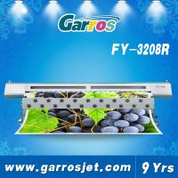 China Infinity FY3208R 3200mm Wide Format Solvent Printer Fast Speed for Outdoor Advertising Printing wholesale