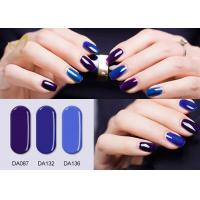 China ODM MSDS UV Gel Nail Varnish / Healthy No Chip Gel Polish 10M 12ML wholesale