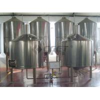China Draft Beer Stainless Steel Brewing Equipment 200L 300L 500L Ss Fermentation Tanks wholesale