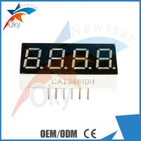 China 4-Digit 0.56 7-Segment Color Electronic Components Red LED Display Common Anode Module wholesale