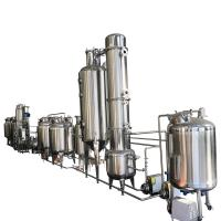Buy cheap CBD Oil Production Hemp Extraction Machine With Ethonal Recovery System from wholesalers