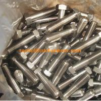 China Sell 904L nuts bolts and screws 1.4539 uns n08904 heavy hex nut wholesale