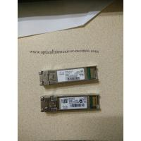 China Plug In Interface Type Cisco SFP Modules Transceiver 10 Gigabit Ethernet SFP+ SFP-10G-LR wholesale