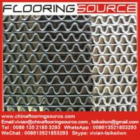 Quality S Grip PVC Runner with S and Wave holes drain excess liquids away prevent slip for sale