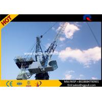 Quality Hydraulic Truck Crane , Fixed Movable Tower Crane Freestanding Height 50M for sale