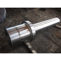Quality Carbon Steel Transmission Shaft Roller Bearing Forging , Auto Drive Shaft for sale