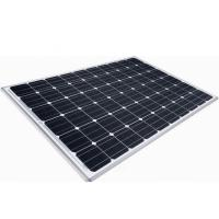 China 260W High Output Solar Panels IP65 Junction Box For On / Off Grid PV System Installation on sale