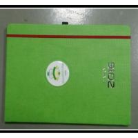 China hot sale Top Quality Cheap Custom PVC cover A3、A4、A5 size Notebook//diary wholesale