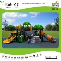 Buy cheap Forest Series Outdoor Playground (KQ10025A) from wholesalers
