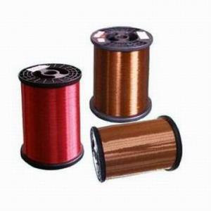 China Enameled Copper Clad Aluminum Wire wholesale