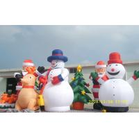 China Inflatable christmas / halloween / inflatable festival decoration / inflatable snowman wholesale
