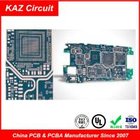 China ENIG/HASL/OSP HDI Rapid Prototyping Pcb FR4 Multilayer Printed Circuit Board wholesale