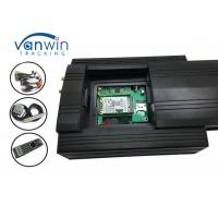 Wholesale 3g Video Car Camera Alarm System HDD Mobile DVR With G-Shock Geofence Panic Button from china suppliers