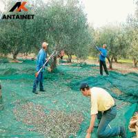 olive harvest net for collecting olives and other fruits during harvest seasons