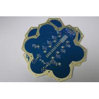 Buy cheap Blue 30mil Rogers PCB 6 Layer High Frequency Circuits High Tg180 from wholesalers