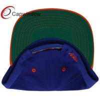 Quality Fashion Sports Team Snapback Baseball Caps for Adults / Hip Hop Sports Caps for sale