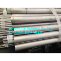 Quality Titanium Welded Seamless Alloy Steel Pipe TA3 TA9 TA10 0.5 - 2mm Wall Thickness for sale