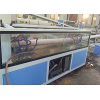 China HDPE High Speed Plastic Pipe Extrusion Line Carbon Spiral Reinforcing Pipe Making wholesale