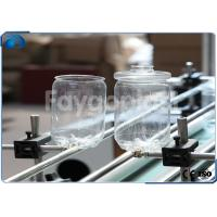 China Stainless Steel Plastic Bottle Cutting Machine For PET Jar Can Incision 3000-3600pc/Hour wholesale