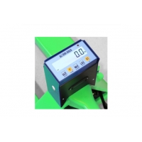 China code wheel car (with integrated digital scale) high precision electronic Forklift Pallet Scales wholesale