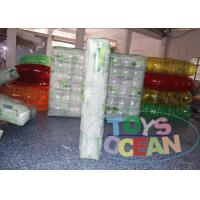 Quality Commercial Digital Printing Paintball Inflatable Bunkers Wall Obstacle For for sale