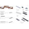 Buy cheap 6063 T5 Chorme Aluminum tile trim ,aluminum extrusion from wholesalers