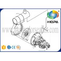 China PC300-7 Excavator Hydraulic Parts Hydraulic Main Pump 708-2G-00024 708-2G-00023 708-2G-00022 wholesale