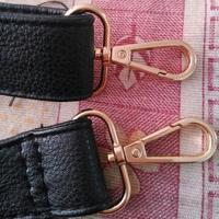 China 48 mm Bronze Golden Silver bag parts & accessories luggage bag buckle snap hook lobster clasp DIY Accessories Keychain wholesale