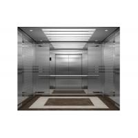 Machine Room Less Elevator double permanent magnet / synchronous elevator