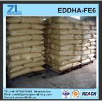 China China eddha fe 6% for agriculture wholesale