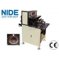 China Economic Ceiling Fan Automatic Winding Machine PLC And Touch Screen Control wholesale