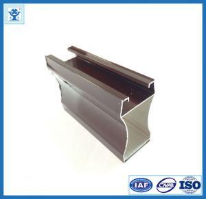 China Electrophoresis Aluminium Extrusion Profile With Good Quality on sale
