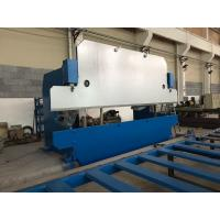 China 125T / 4000mm CNC Hydraulic Press Brake Bending Machine for Steel Plate wholesale