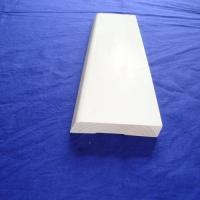 China Insect Resistant Primed Door Casing Customized Color Classic Type wholesale