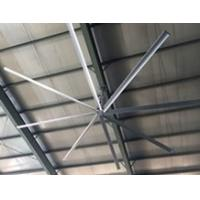 Quality Anodized Cooling Industrial Fan Blade /  Large Blade Ceiling Fan for sale