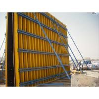 China Custom High Security H20 Timber Beam Wall Formwork System for Straight Concrete Wall wholesale