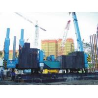 China Excavator Mounted Hydraulic Pile Driver Energy Saving Unique Design wholesale