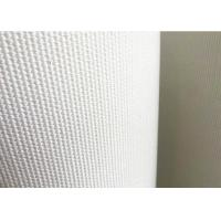 Buy cheap 50 Meters Length Fluidizing Polyester Air Slide Fabric White Color ISO from wholesalers
