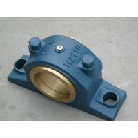 China Shaft Plummer Block Bearing Housing  SNL210 With cast steel on sale
