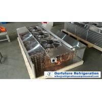 China Twin Air Blowing On Opposite Direction Unit Cooler Evaporator For Supermarket wholesale