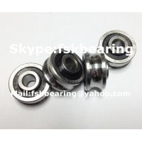 Quality Double Row 51797 2RS , SG15-2RS U Groove Bearing For Embroidery Machine for sale