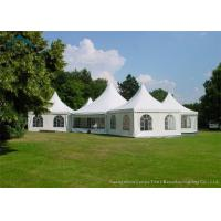 China 3X3 4X4 5X5 China Garden Gazebo Pagoda Tents Sunshade For Events wholesale