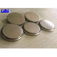 Quality CR2032 CR2050 3V Lithium Button Batteries CR2025 High Capacity for sale
