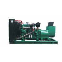 China Syngas 150 Kw Natural Gas Generator Sets Syngas Water Cooling on sale