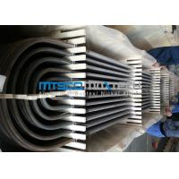 China S30403 TP304L / 1.4306 Heat Exchanger Tube  With U Bend 25.4mm Diameter wholesale