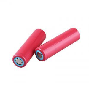 China Sanyo 2600mAh 3.7 Volt 18650 Lithium Battery wholesale