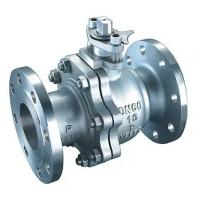 China Forged / Cast Iron Full Pore Ball Valves Class 150 - 4 500 Compact Design wholesale