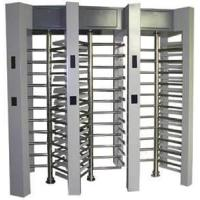 China RFID Cards Remote Control Full Height Turnstile with Alarm System Function for Residential wholesale